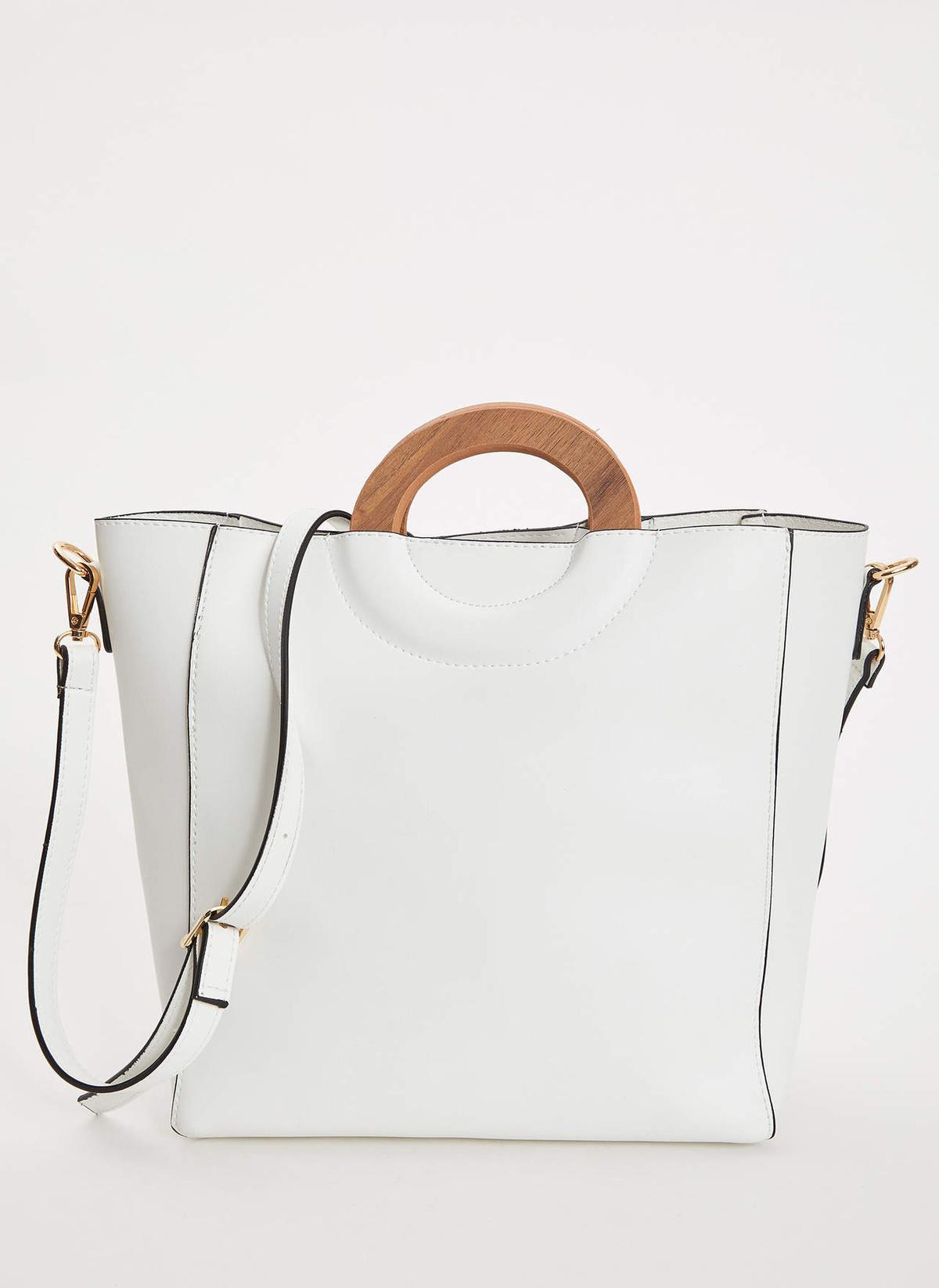 e228f7b6c5377 DeFacto Kadın Uzun Askılı Çanta Beyaz | Morhipo | 23745287